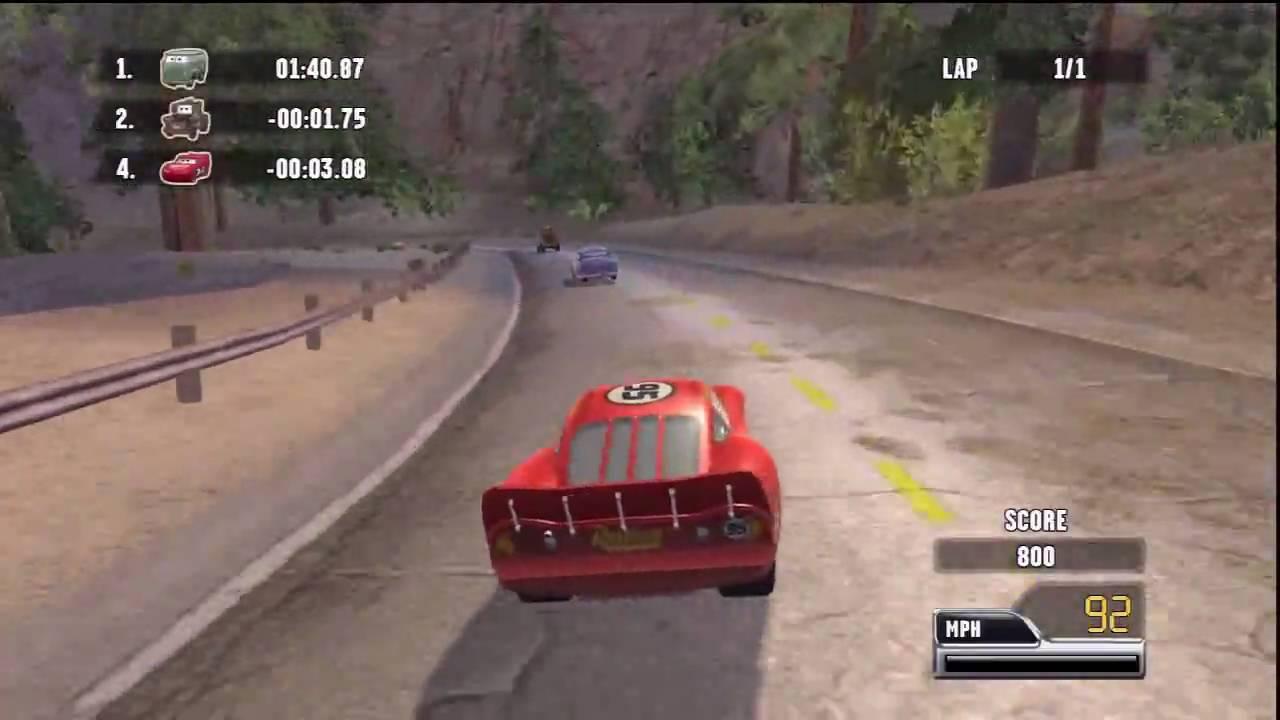 Cars Race O Rama Gameplay