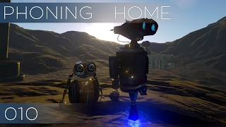 Phoning Home [010] [Den Funkturm reparieren] [Let's Play Gameplay Deutsch German] thumbnail