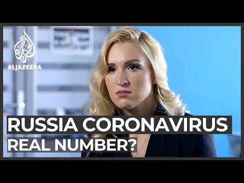 COVID-19 in Russia: