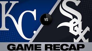 4/17/19: Dozier hits game-winning HR in 4-3 win