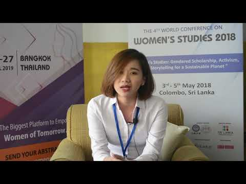 Women Studies - Ms. Putri Victor, The London School of Public Relations, Indonesia