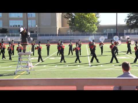 Bishop Neumann High School marching band 2013