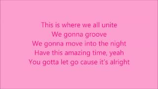 Calling All Hearts ~ DJ Cassidy ft. Robin Thicke, Jessie J ~  Lyrics