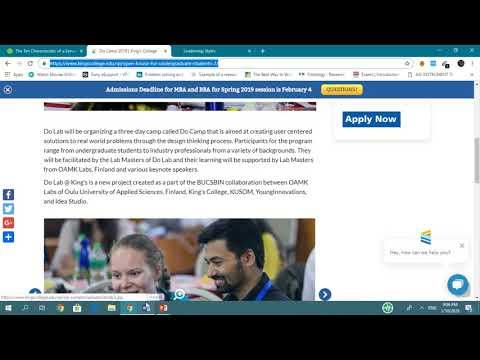 Website Citation in APA 6th Edi