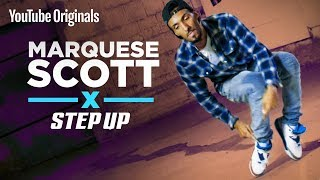 marquese nonstop scott dropping some insane popping skills step up high water