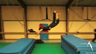 Parkour - freerun de 2014 un peu plus fort ^^ (ibraPlus)