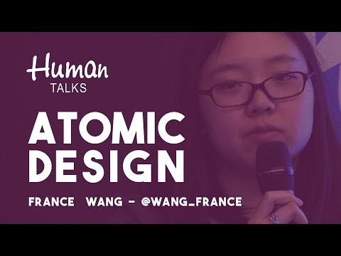 Introduction to Atomic Design par France Wang
