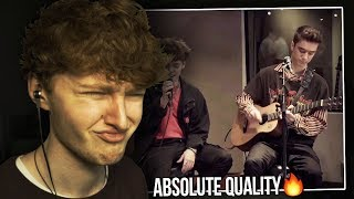 ABSOLUTE QUALITY! (Why Don't We - 8 Letters (Live at Warner Music Japan) | Reaction/Review)