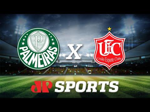 AO VIVO: Palmeiras x União - 02/01/20 - Copa São Paulo - Futebol JP