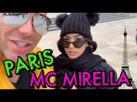 VLOG: PARIS COM MC MIRELLA  HottelMazzafera