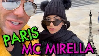 VLOG: PARIS COM MC MIRELLA   #HottelMazzafera