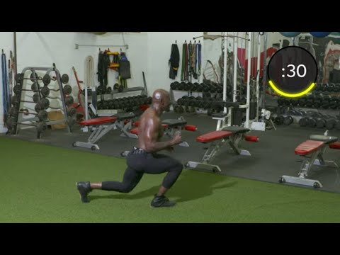 Brutal Home Bodyweight HIIT Workout – No Equipment – Metabolic Training