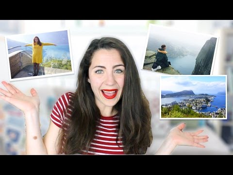My favourite places in Norway | Mon Amie
