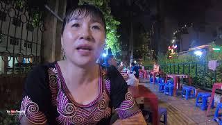 Chị Lan và hai con đã rời căn nhà quận 1 trong đêm, dù đã cố giúp hết sức I PHONG BỤI