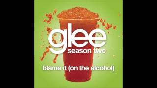 Glee Cast vs. Nicole Scherzinger - Blame It / Whatever You Like