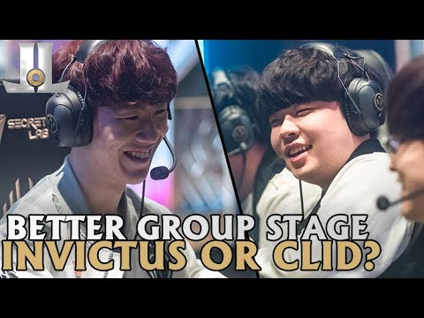 Better Group Stage Performance: SKT Clid or IG as a Team?   MSI 2019