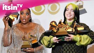 Grammys: Billie Eilish gewinnt & Demi Lovato feiert Comeback