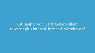 Citibank Credit Card : Apply Online for Best Cards | Check