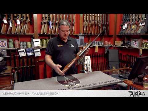 Weihrauch HW 80 K - Air Rifle Review - YouTube