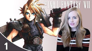 Road To Remake - Final Fantasy 7 HD Gameplay Walkthrough Part 1