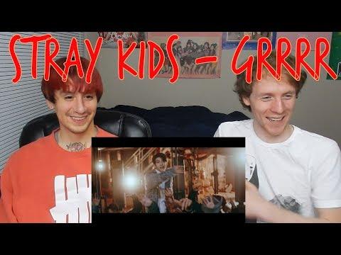 Stray Kids - Grrr 총량의 법칙 [Reaction]
