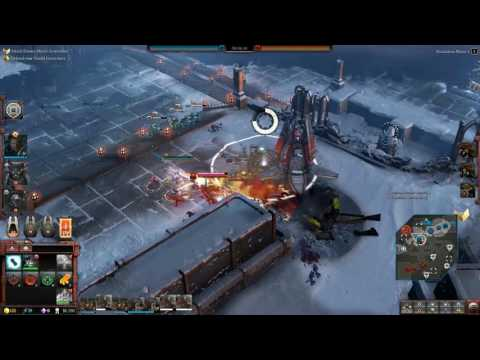 Dow3 - game 150 - SM vs Eldar - The struggle is real for Eldars