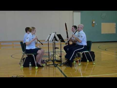 The Stars and Stripes Forever, John Phillip Sousa, USAF Band of Liberty's New England Winds