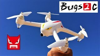 MJX Bugs 2 B2C Brushless RC Quadcopter GPS