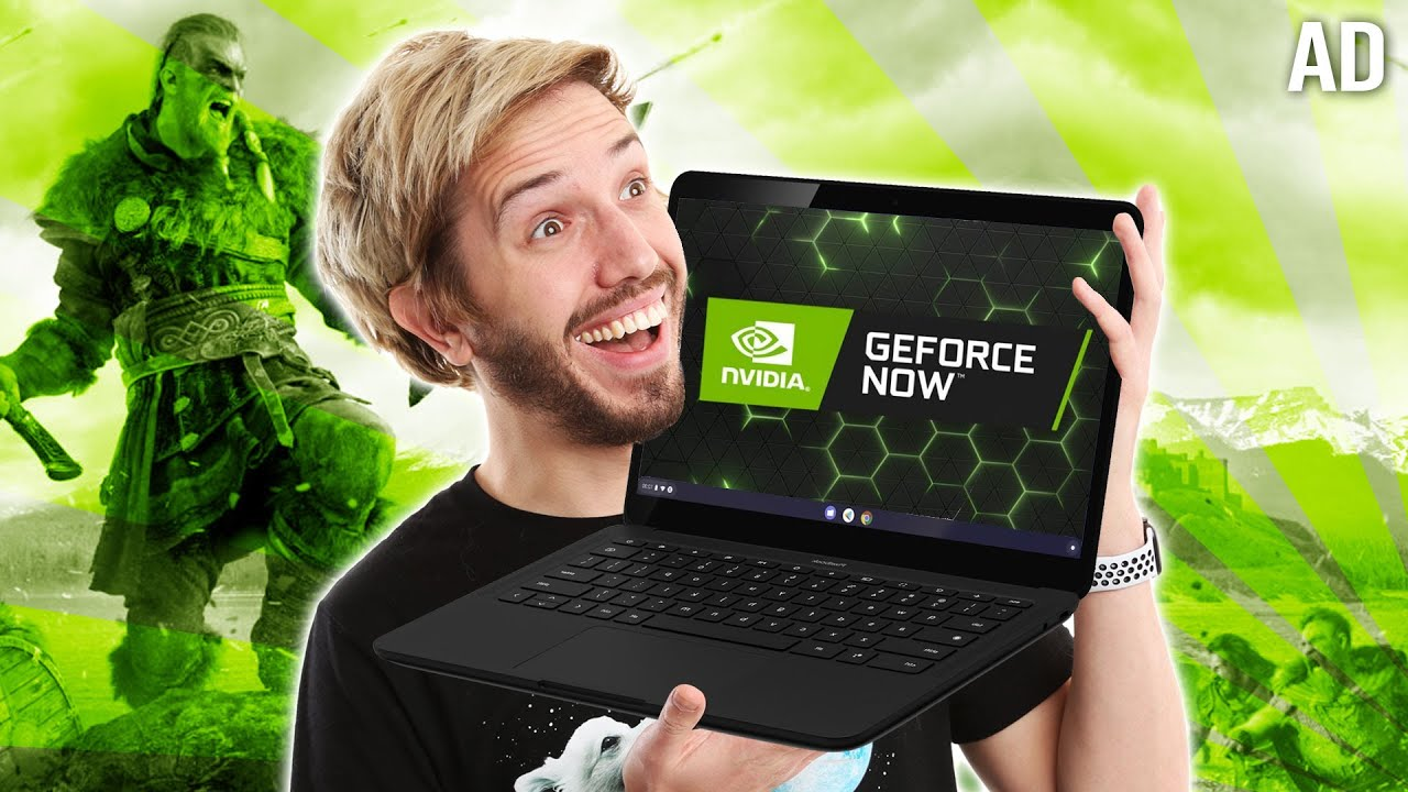 How to play games on MAX settings on any device using Geforce Now!