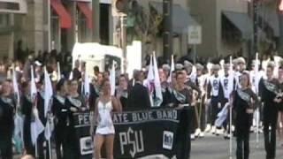Penn State University Marching Band - 2009 Pasadena Rose Parade