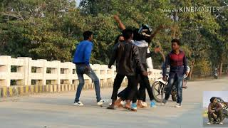 Awara boys //kunkuri//nagpuri DJ song// masti dance..