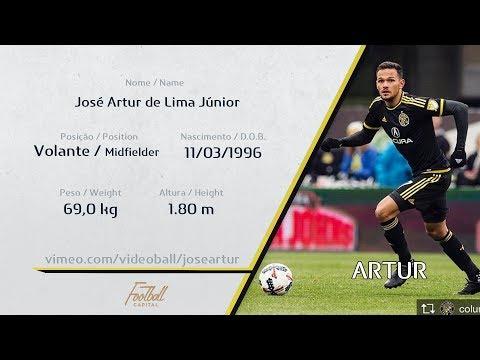 Artur - Volante | Midfielder