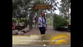 Fiona Callaghan travels to Brisbane, Australia