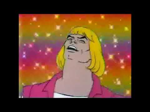 1 minute of He-Man moaning