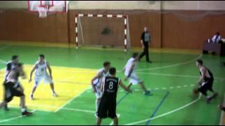 Баскетбол в Запорожье. Студенческая Лига. КПУ - ЗНУ.