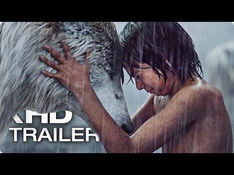 The Jungle Book ALL Trailer & Clips (2016)