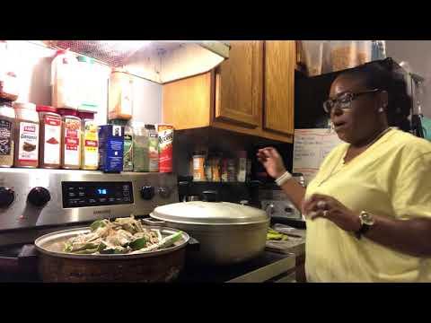 Preparing Turkey Necks For Dressing