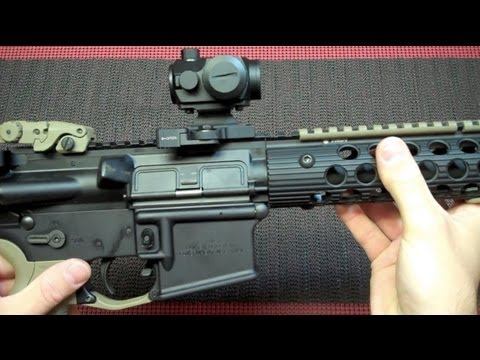 larue tactical lt751 mount musty yeti youtube