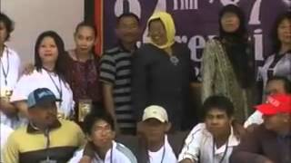 Reuni SMP 122 Jakarta angkatan 87