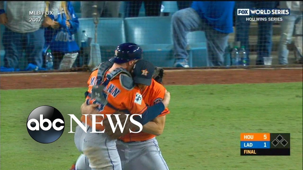 New fallout from Astros' sign-stealing scandal l ABC News thumbnail