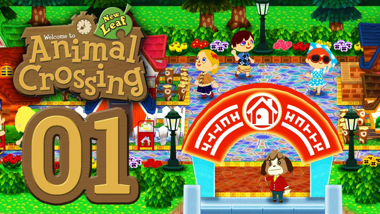 Animal crossing new leaf staffel 4 part 1 let 39 s for Animal crossing new leaf arredamento