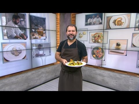 Mexican Chef Enrique Olvera, Live on 'GMA'