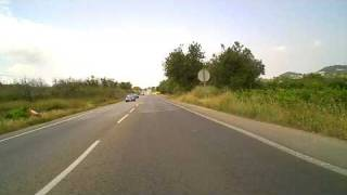 Prostitute On Side Of Road In The Middle Of Nowhere Spain