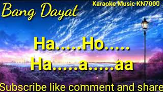 Gambar cover Haholongan 2 Maya KDI Tapsel karaoke KN7000
