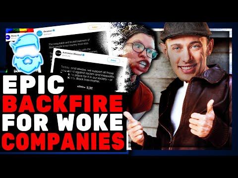 Woke Capitalism FINALLY Backfires! CEO's Turn On Virtue Signaling After Sales Plummet!