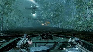 Vietnam Boat Mission - Call of Duty Black Ops
