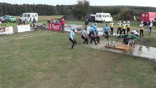 3. SDH Žďár finále 17:48 -- THL Zhoř u Tábora 15.9.2018