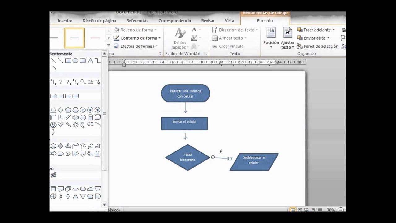 Como hacer un diagrama de flujo youtube como hacer un diagrama de flujo ccuart Images