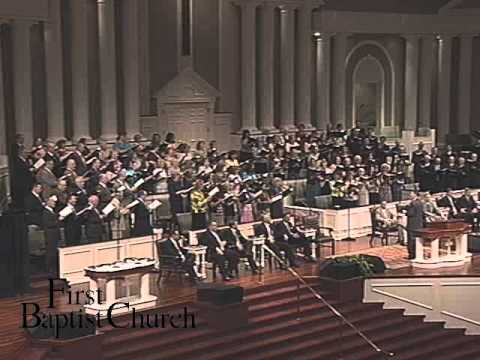 Crucified for Me - FBC Choir & Orchestra