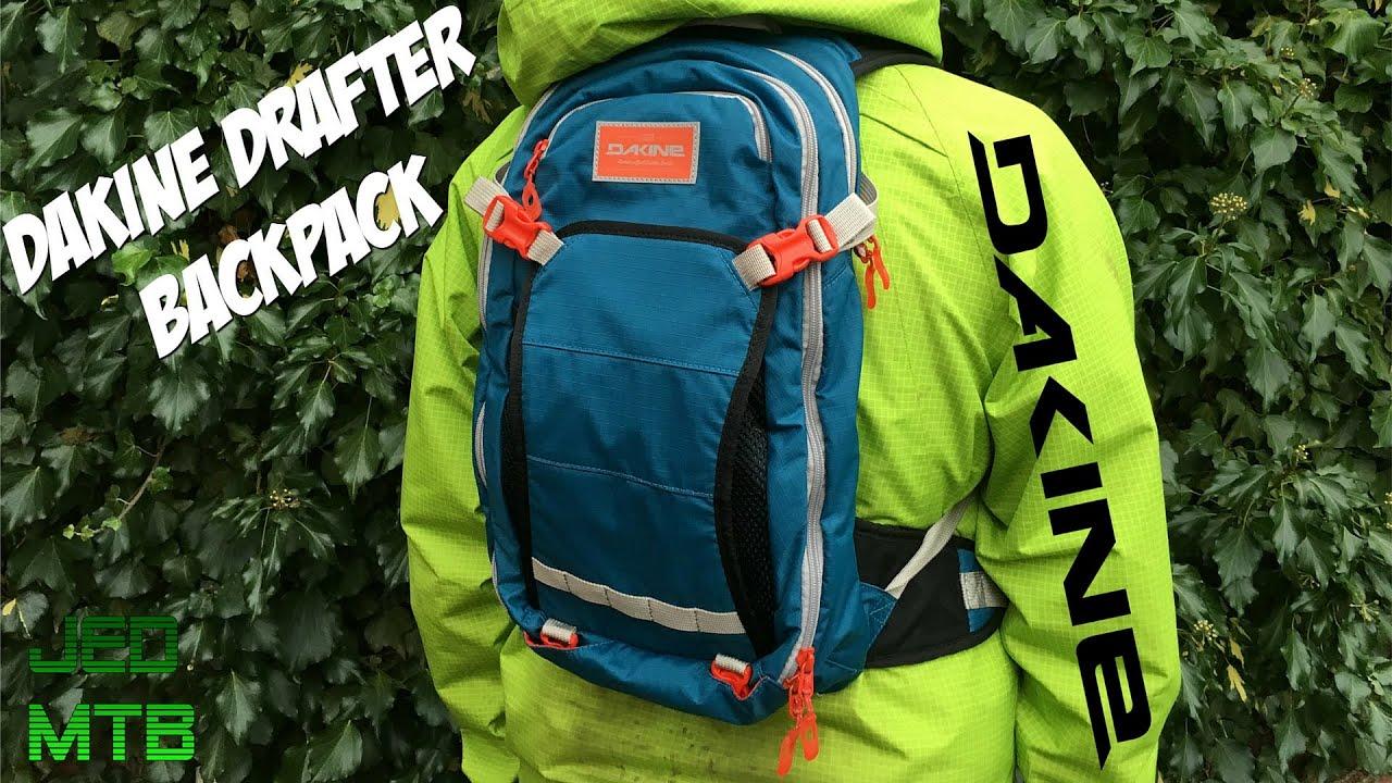 Dakine Drafter Backpack - YouTube